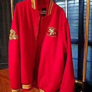 SF 49er Jacket